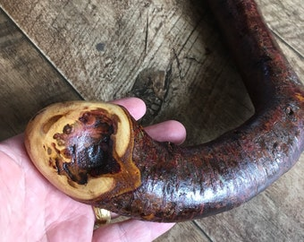 24 inch Irish Shillelagh Blackthorn  - Handmade in Ireland - This is not a walking stick but a shillelagh