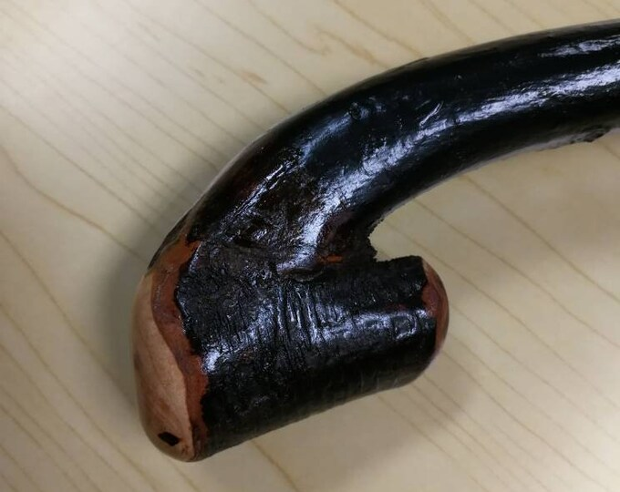 Blackthorn Walking Stick -Handmade in Ireland - shillelagh - 36 1/2 inch - DHL 3 day delivery from Ireland to USA