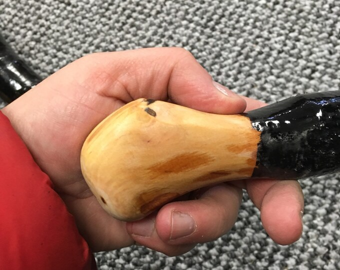 Blackthorn Walking Stick -Handmade in Ireland - shillelagh - 36 inch