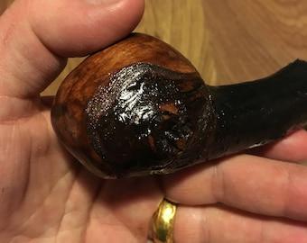 Blackthorn Walking Stick - 34 inch Handmade in Ireland by me