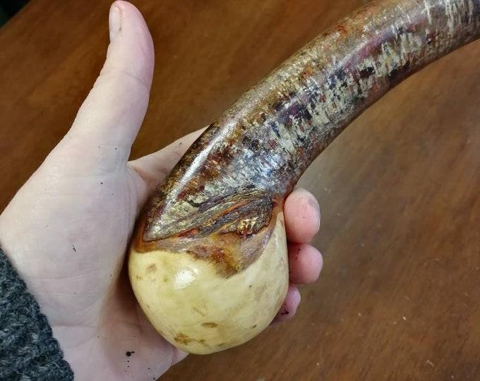 Blackthorn Walking Stick -Handmade in Ireland - shillelagh -  37 3/4 inch