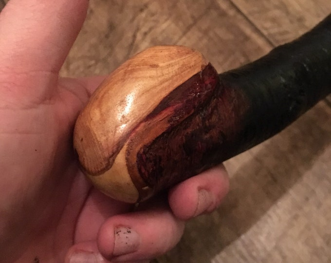 24 1/2 inch Irish Shillelagh Blackthorn  - Handmade in Ireland - This is not a walking stick but a shillelagh