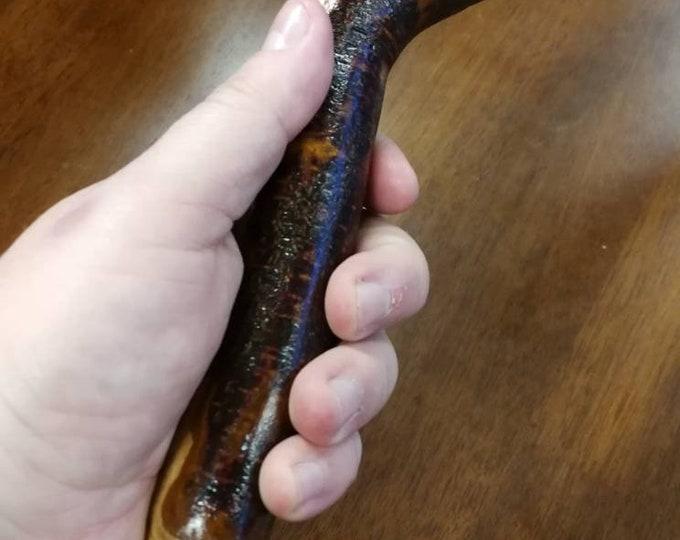 Blackthorn Walking Stick -Handmade in Ireland - shillelagh - 34 1/2 inch