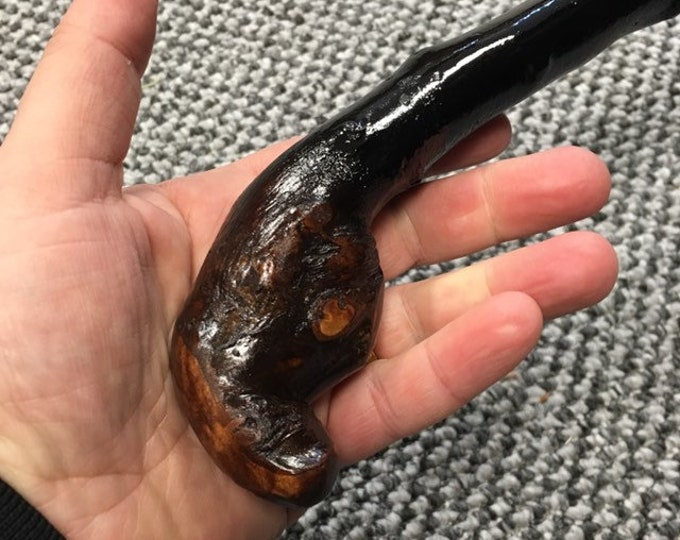 Blackthorn Walking Stick -Handmade in Ireland - shillelagh - 38 1/4
