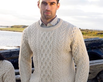 Fisherman Sweater Etsy