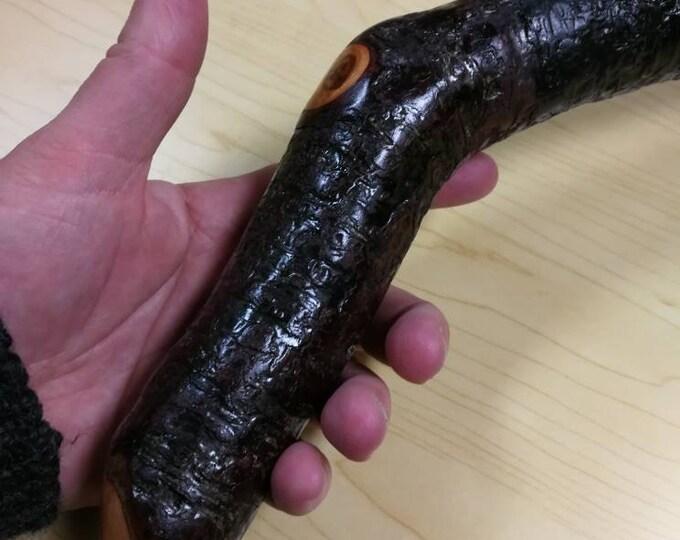 Blackthorn Walking Stick -Handmade in Ireland - shillelagh - 32 inch - heavyweight