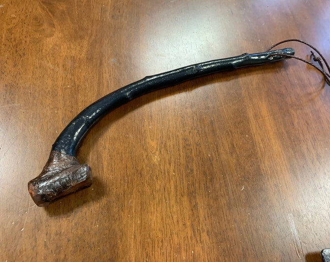16 1/2 inch Irish Shillelagh Blackthorn  - Handmade in Ireland - This is not a walking stick but a shillelagh