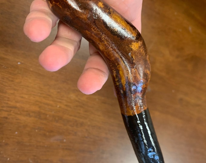Blackthorn Walking Stick  - Handmade in Ireland - shillelagh - 36 inch