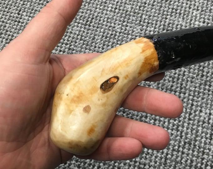 Blackthorn Walking Stick -Handmade in Ireland - shillelagh - 37 1/4 inch