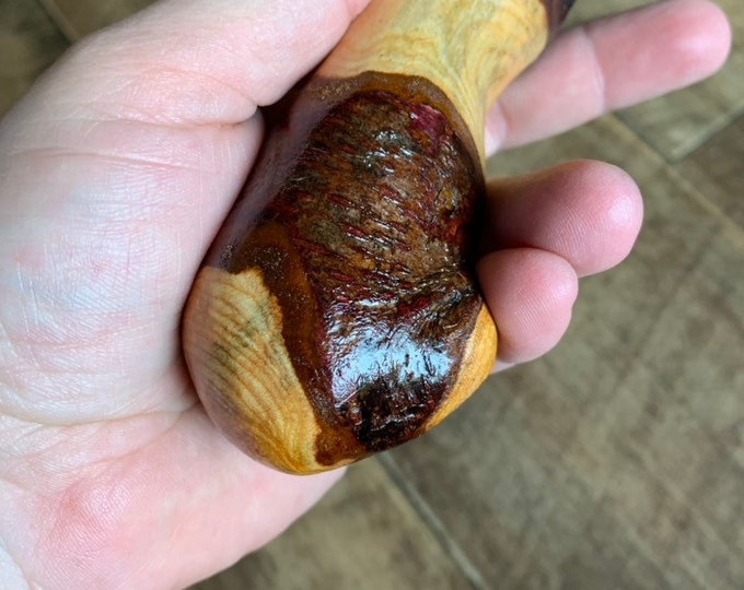 Blackthorn Walking Stick -Handmade in Ireland - shillelagh - 39 1/4 inch
