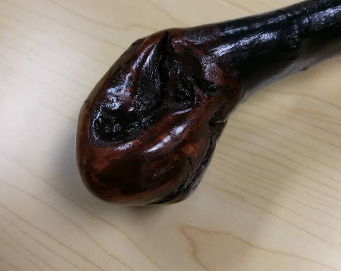 Blackthorn Walking Stick -Handmade in Ireland - shillelagh - 36 inch - DHL 3 day delivery from Ireland to USA