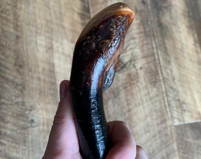 Blackthorn Walking Stick -Handmade in Ireland - shillelagh - 33 3/4 inch - lightweight
