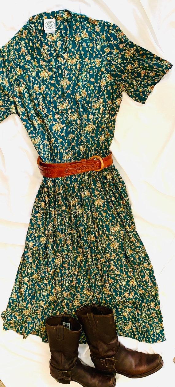 Rare Laura Ashley dress, vintage Laura Ashley dres