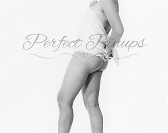 Beautiful vintage nude black women