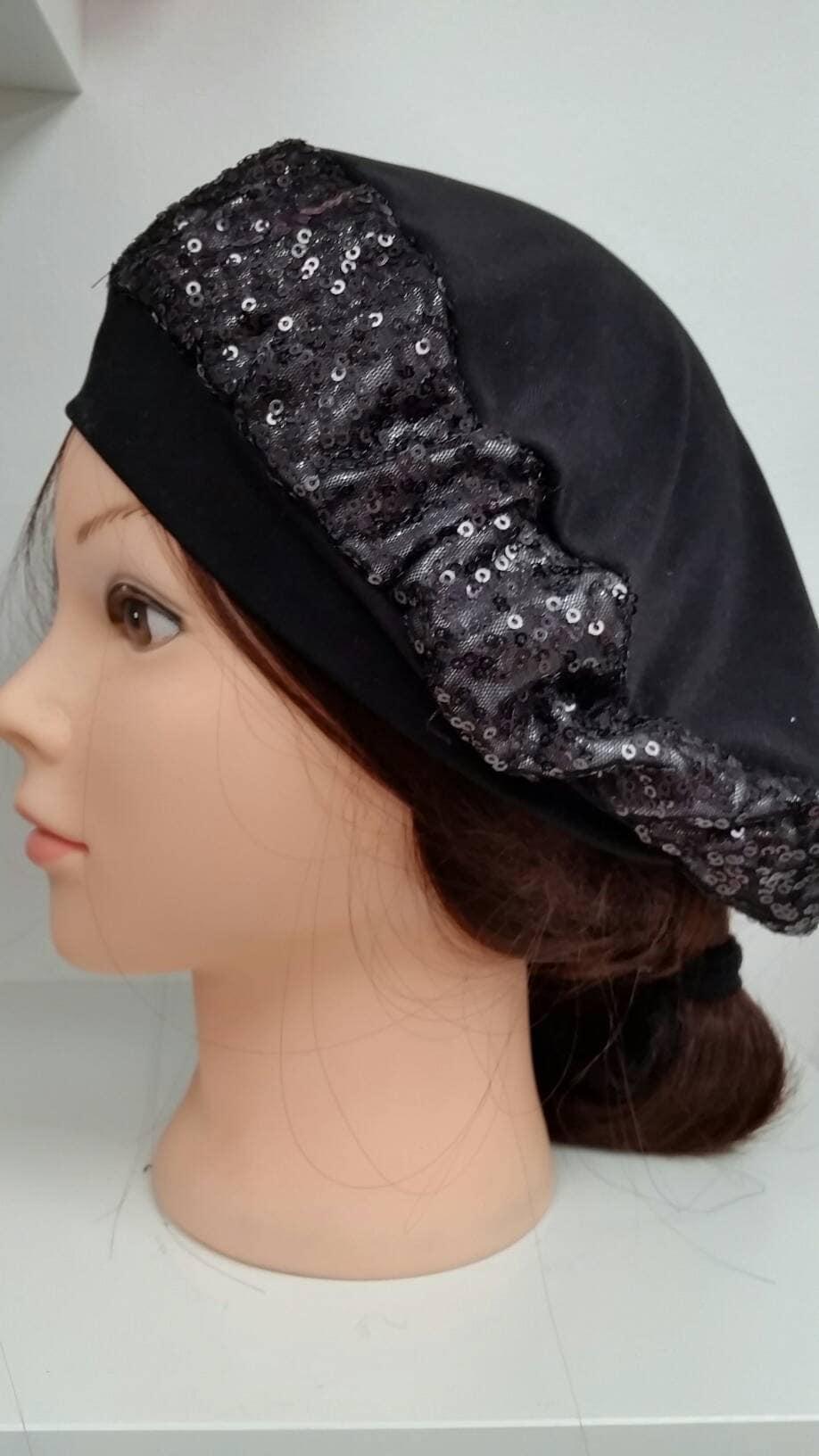 juif femmes chapeaux foulard sur la t te juif femmes. Black Bedroom Furniture Sets. Home Design Ideas