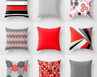 Outdoor Christmas Pillows Etsy