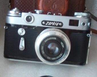 Zorki camera | Etsy