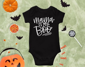 mama is my boo baby baby halloween bodysuit mamas boo halloween black bodysuit mamas boo black bodysuit baby halloween baby baby