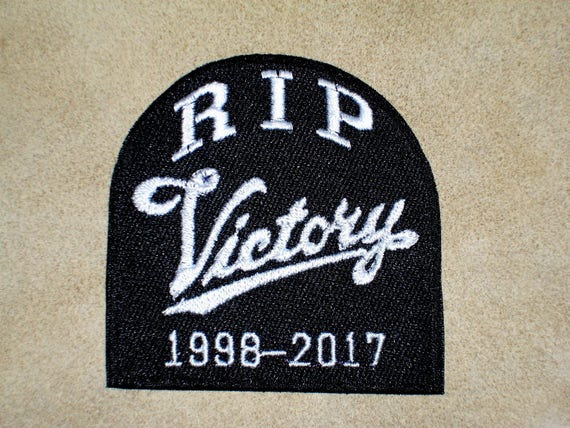 Victory Motorcycle patch Victory motorcycle owners patch 2017