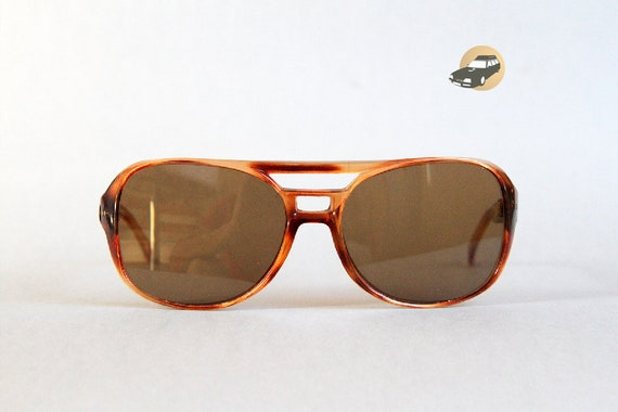 a2fb76a548 FRANCE 1970 Sun glasses 62-19 Vintage mid century eye eyes