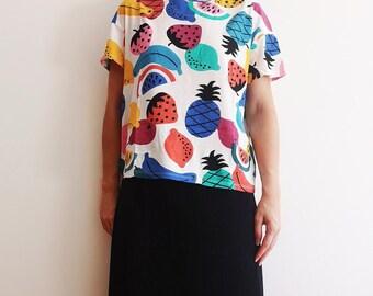 T-shirt fruits