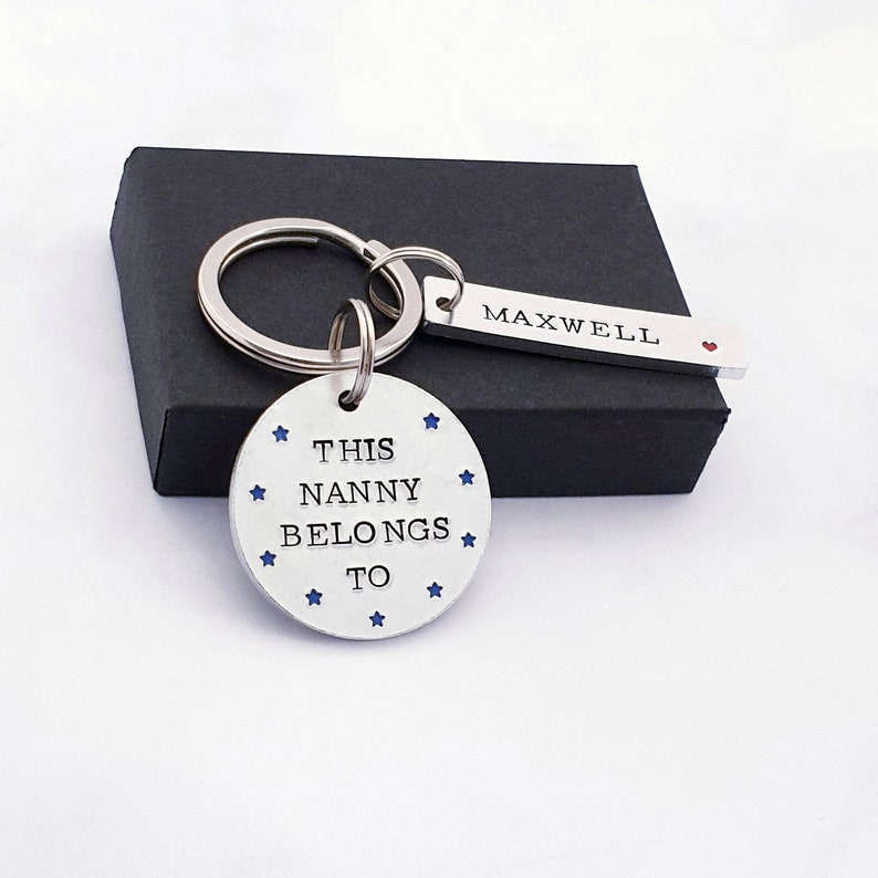 Family Keepsake Gift Ideas Personalised Dad Birthday Gift Customised New Dad Keyring Fathers Day Gift This Daddy Belongs to Keychain