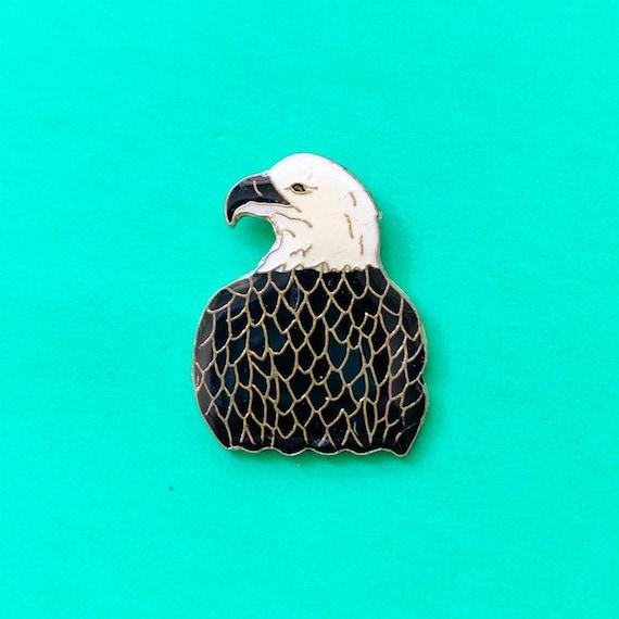 Hat Pin Button Set Lapel Pins Funny Pin Enamel Pins Eagle Button Lapel Pin Eagle  Pin