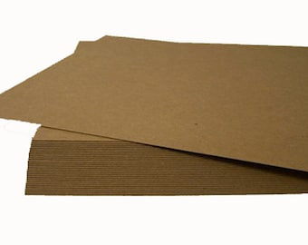 """Chipboard Sheets, 4.5"""" x 7"""" Headband Display Cards,Chipboard Pads, Display Cards,Shipping Pads,High Quality Perfect Color,ECO Recycled Paper"""