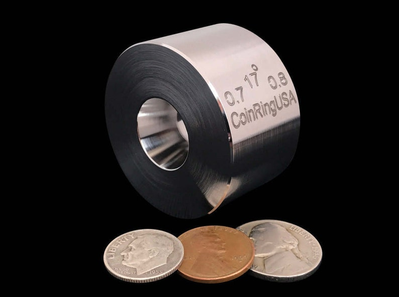 TINY 0.7 x 0.8 UNIVERSAL Folding and Reduction Die made of image 0