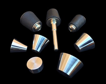 Coin Ring Folding, Polishing and Finishing Kit for All Coin Rings
