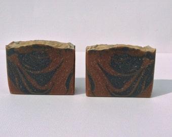 Bourbon Vanilla Cold Process Soap