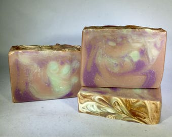 Elf Sweat Handmade Soap