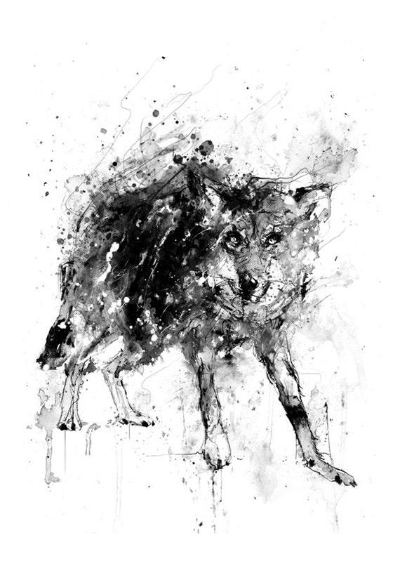 Czarno-biały rysunek seksu