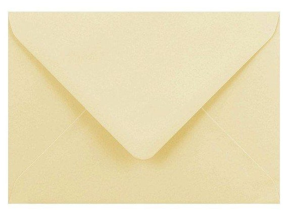 White Ivory Black Brown Ribbed Kraft DL Envelope Packs for Cards /& Invites
