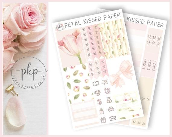 HP MINI KIT Wonderland  Weekly Planner Stickers Kit  Happy Planner Classic