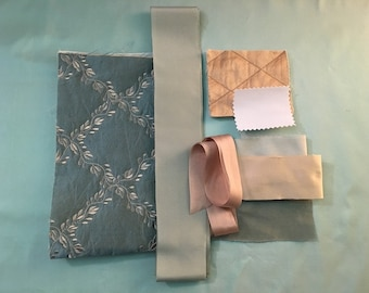Fabric, Patterns, Kits