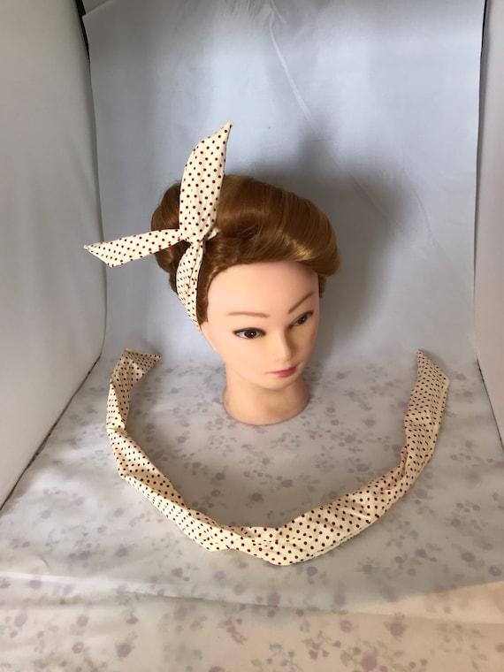 Wired retro headbands  8d1e7849312