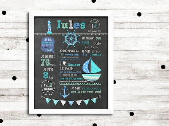 first birthday poster custom digital file little etsy