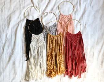 """Single Wall Hanging - Front 6"""""""