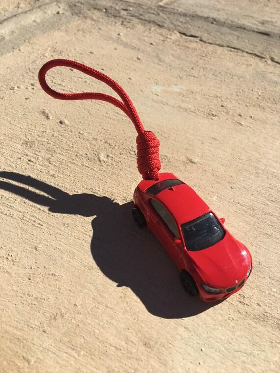 B M W Diecast Car Zipper Pull Etsy