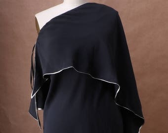 Vintage 1960s Bill Blass for Bonwit Teller Silk Studio 54 Dress