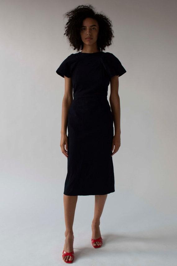 Vintage Comme des Garçons sculptural shift dress - image 2