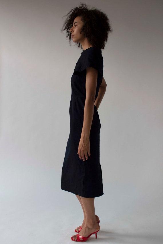 Vintage Comme des Garçons sculptural shift dress - image 7