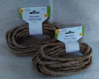 New Lower Price ! ! ! Decorative Nautical Style Rope