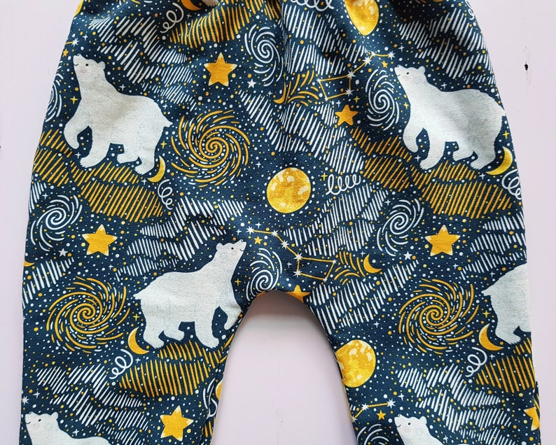 baby clothes Baby harem pants baby gift hipster baby clothes baby boy clothes baby joggers baby gift baby girl clothes,baby bear gift