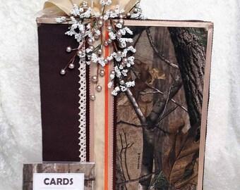 Camo Wedding,Camo,Camo Card Box,Camo Wedding Rings,Rustic Wedding,Camo Wedding Dress,Camo Wedding Invitations,Camouflage Garter,Card Box