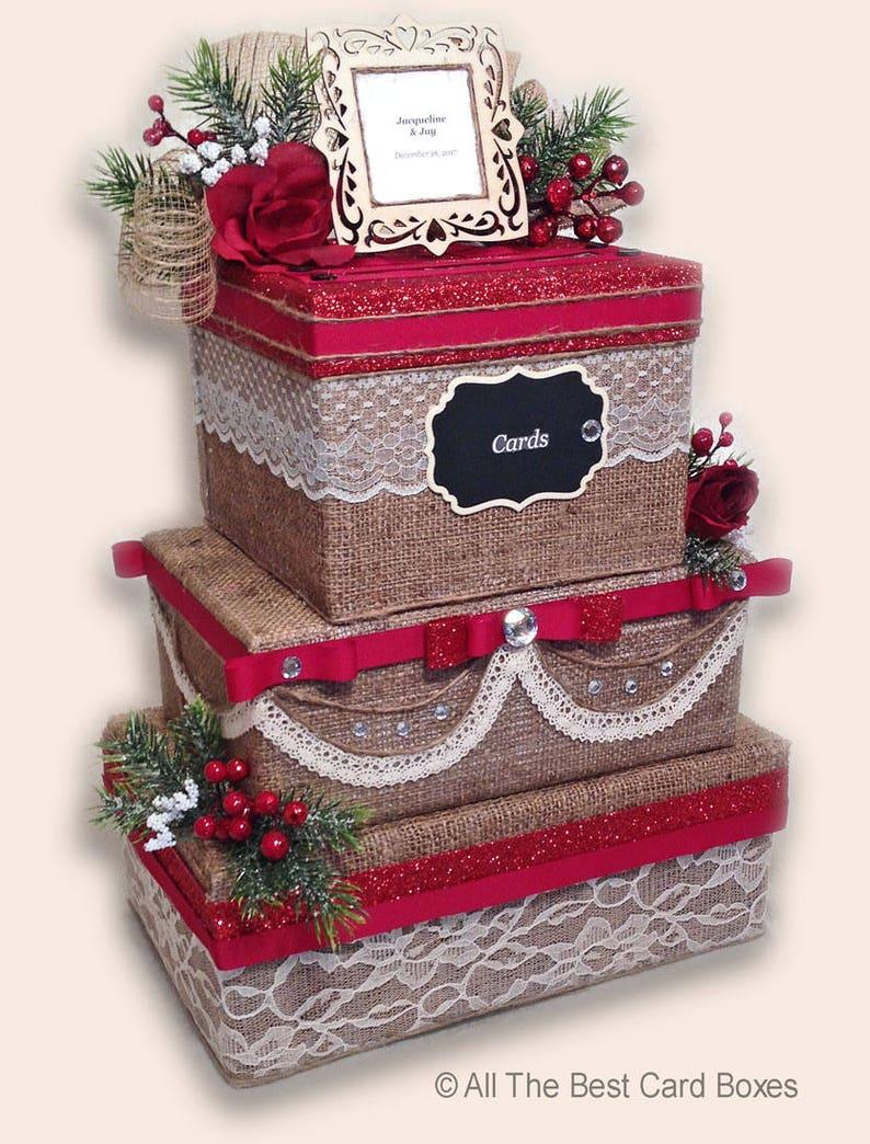 Image 0: Card Box Wedding Cake Ideas At Websimilar.org