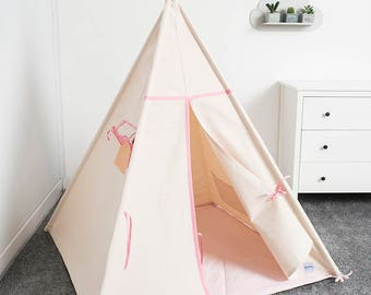 indian teepee kids play tent tipi tente indienne tente de