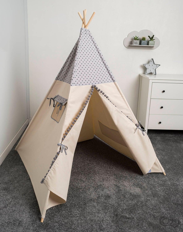 tente tipi des enfants les enfants jouent tente tipi tente etsy. Black Bedroom Furniture Sets. Home Design Ideas