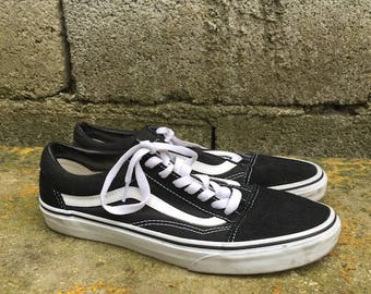 07bb6e2403 Vans Shoes  Old School  black and white  unisex  number IT 40   US men 7.5   women US 9  Uk 6.5  cm 25.5